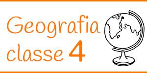 Geografia classe quarta