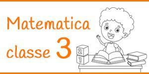Matematica classe terza