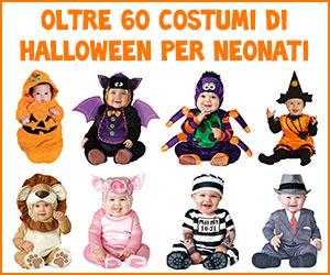Costumi di Halloween per neonati