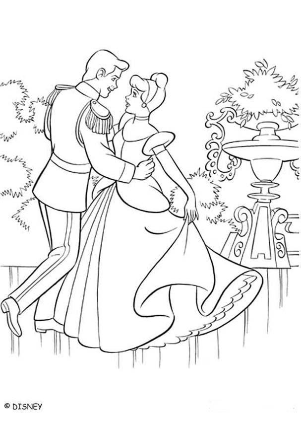 Cenerentola balla col Principe