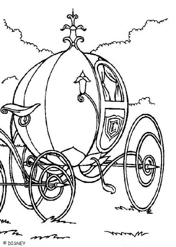 La carrozza di Cenerentola