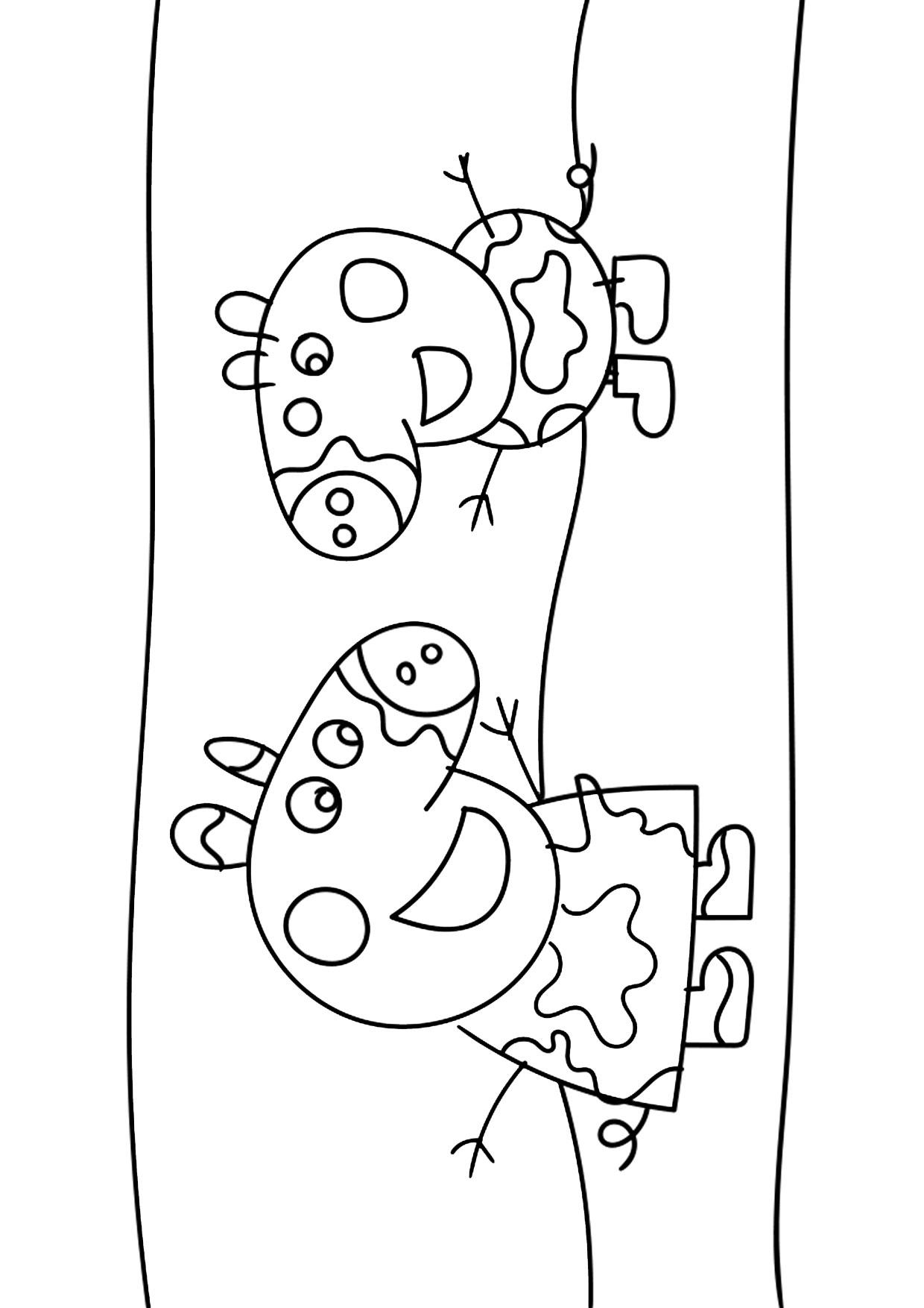Disegno Peppa Pig da colorare 33