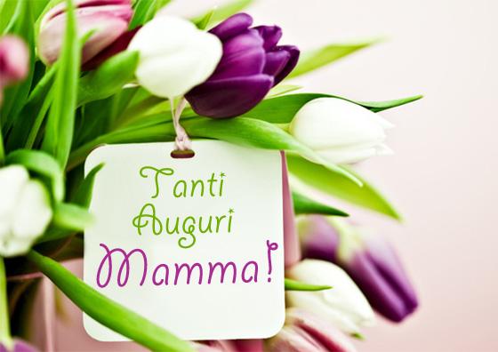 Immagine del terzo biglietto della Festa della Mamma