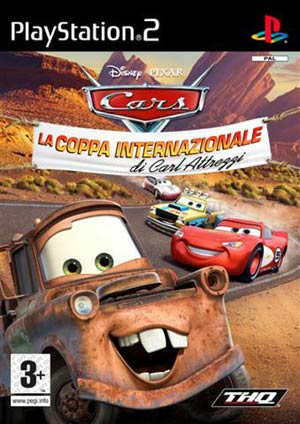 Cars La Coppa Internazionale di Carl gioco