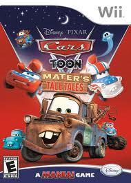 Cars Toon Gioco