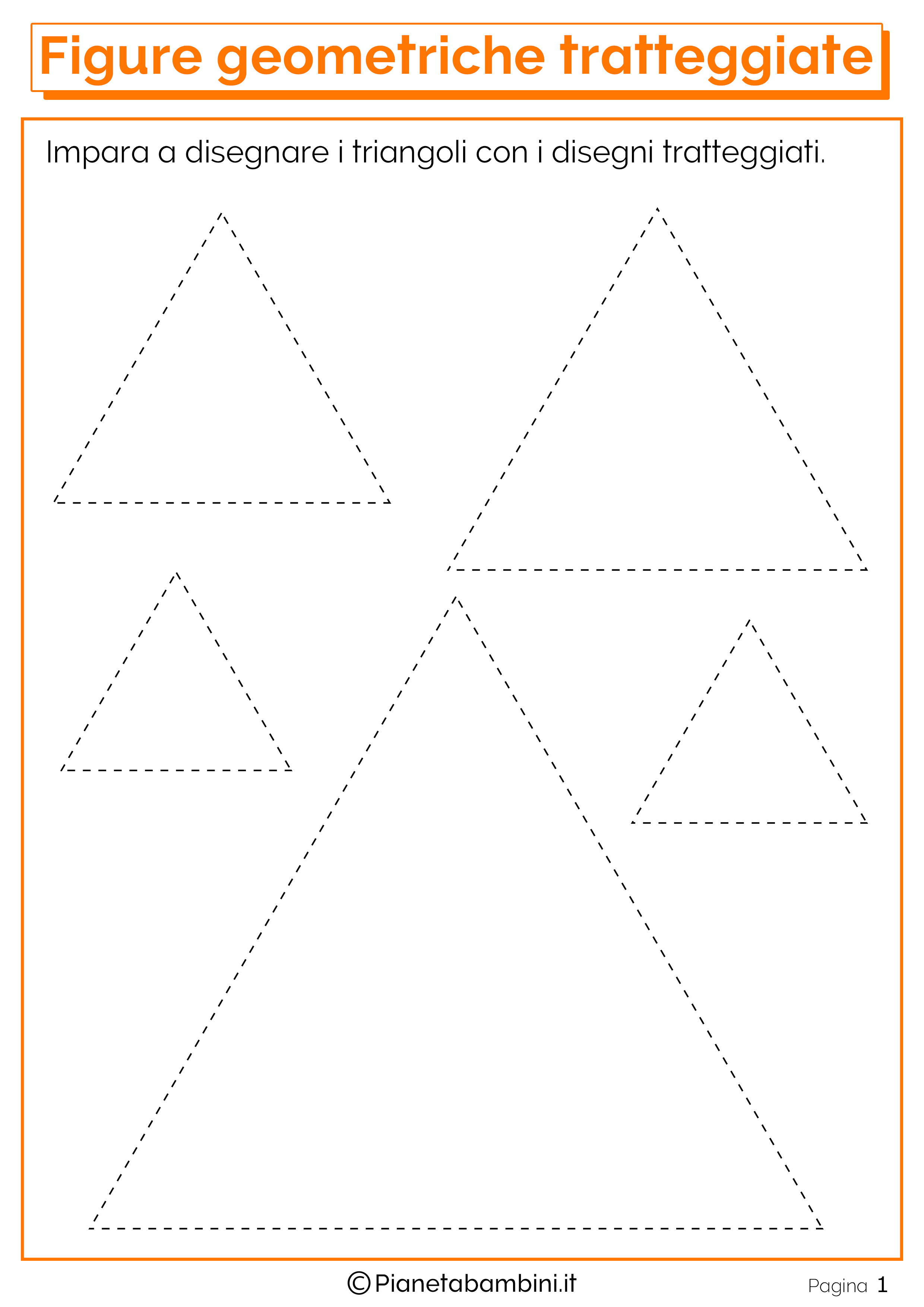 Imparare a disegnare le figure geometriche con i disegni for Sito per disegnare