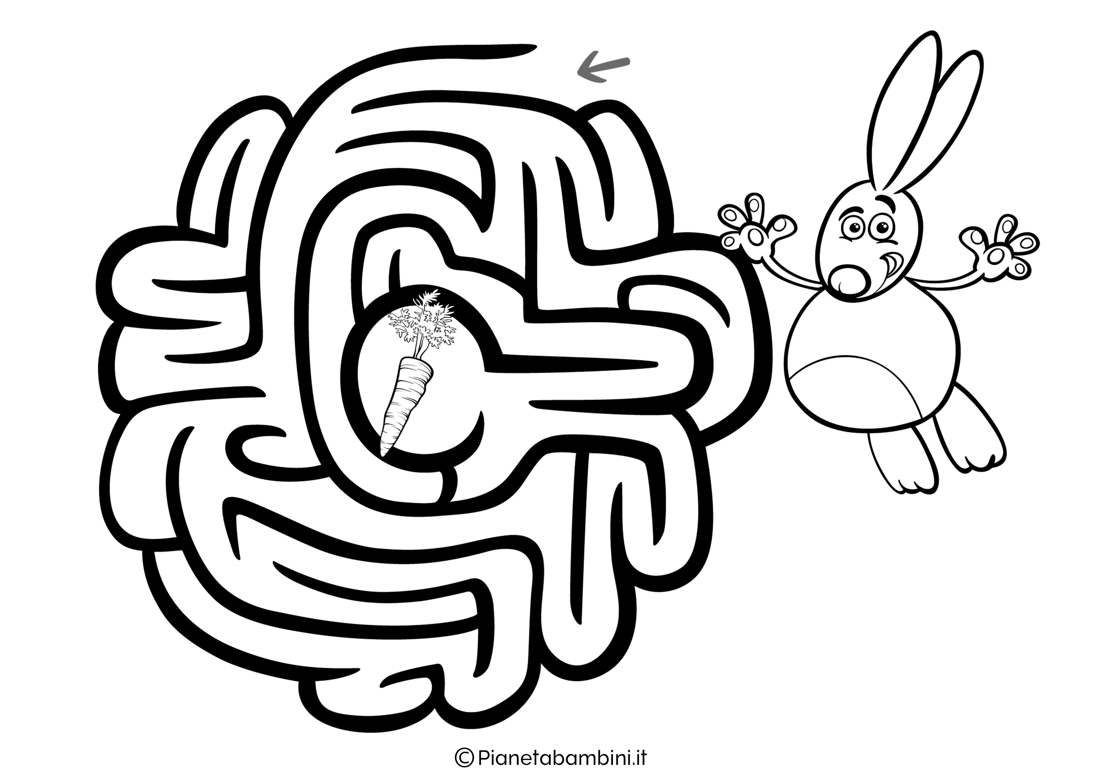 Labirinto facile 03