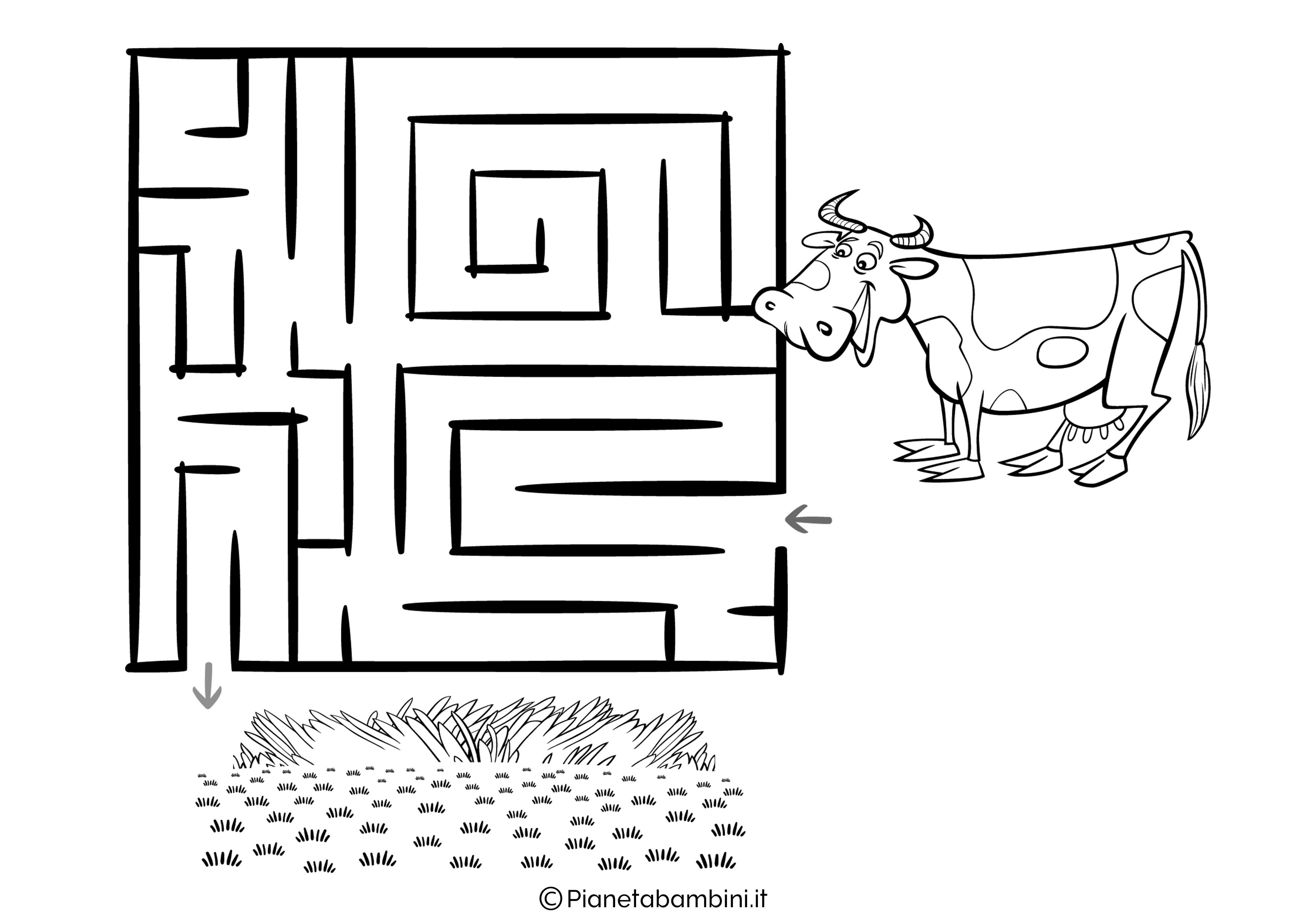 Labirinto facile 11