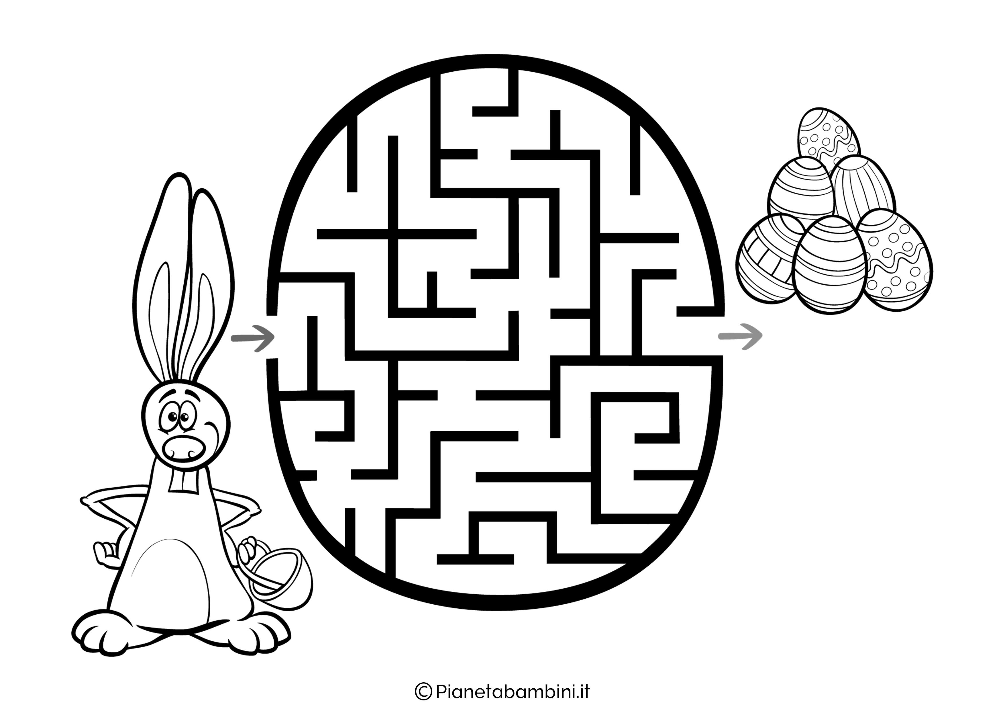 Labirinto facile 20