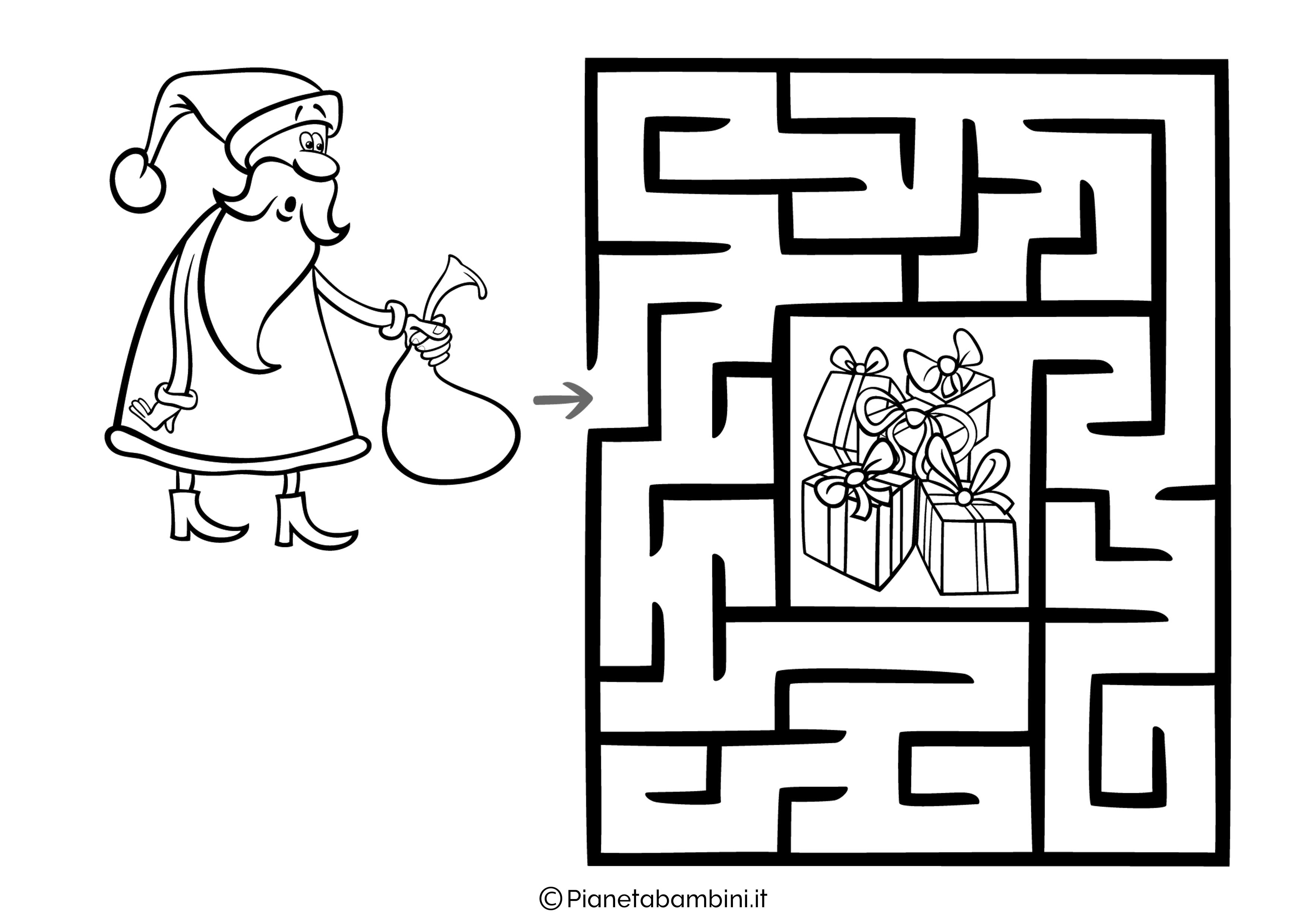 Labirinto facile 24