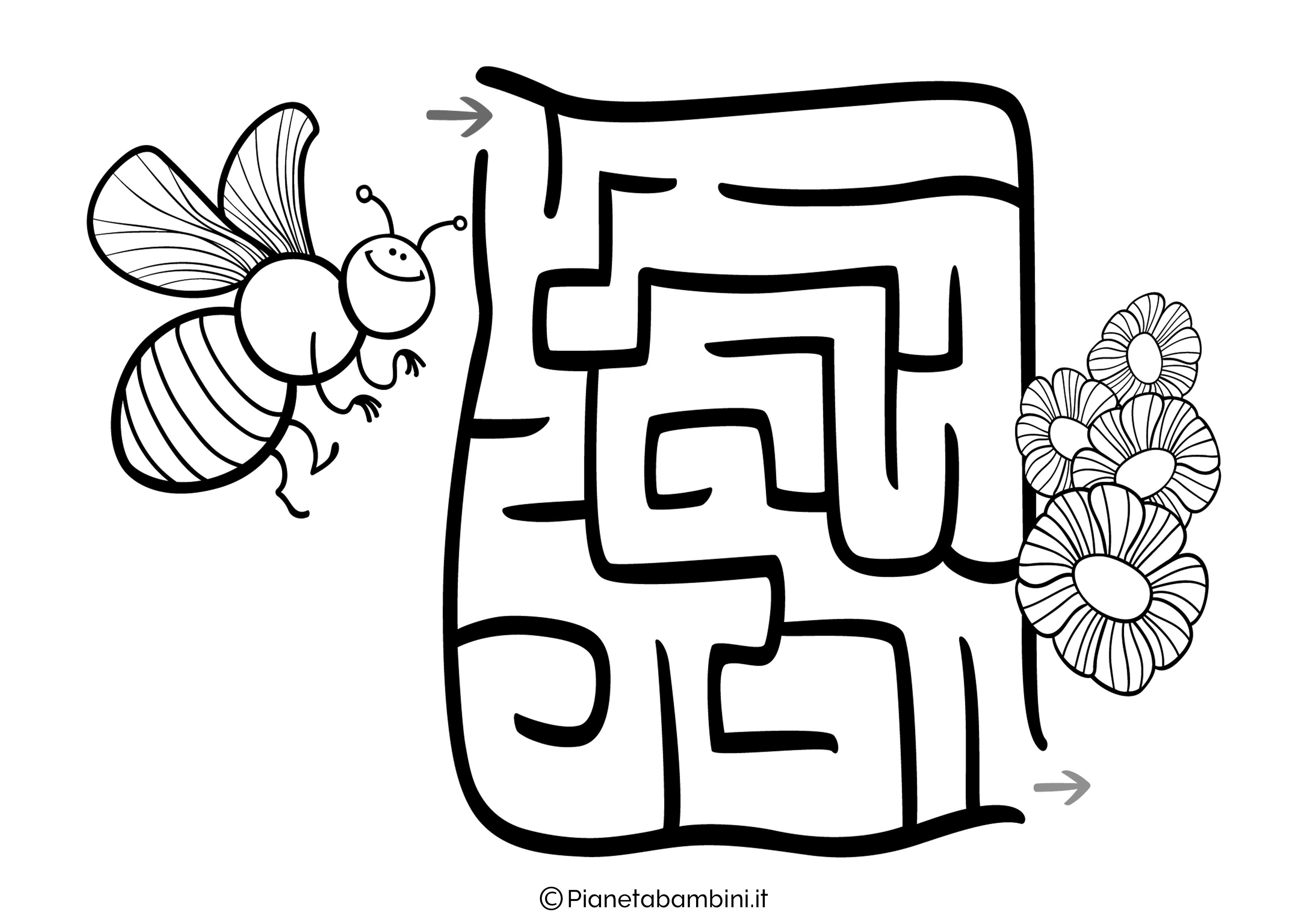 Labirinto facile 30