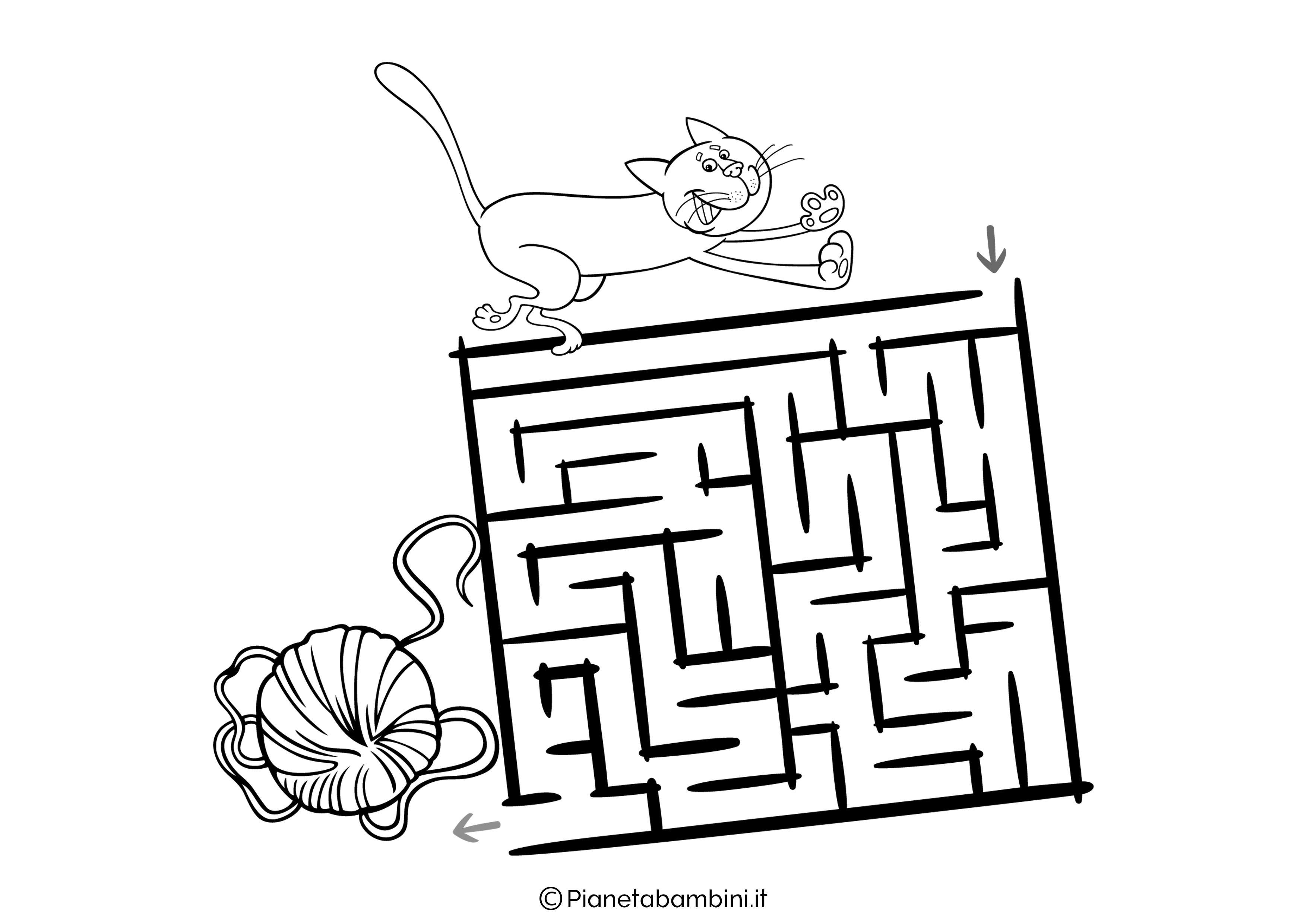 Labirinto facile 31