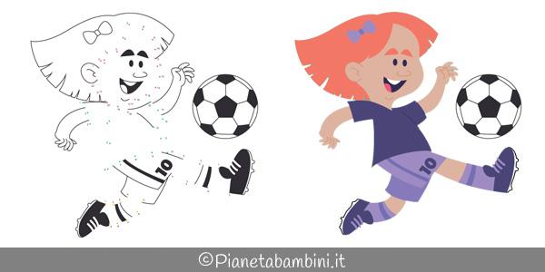 Disegni unisci i punti dedicati allo sport
