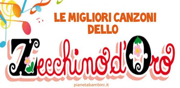 Canzoni Zecchino D'Oro