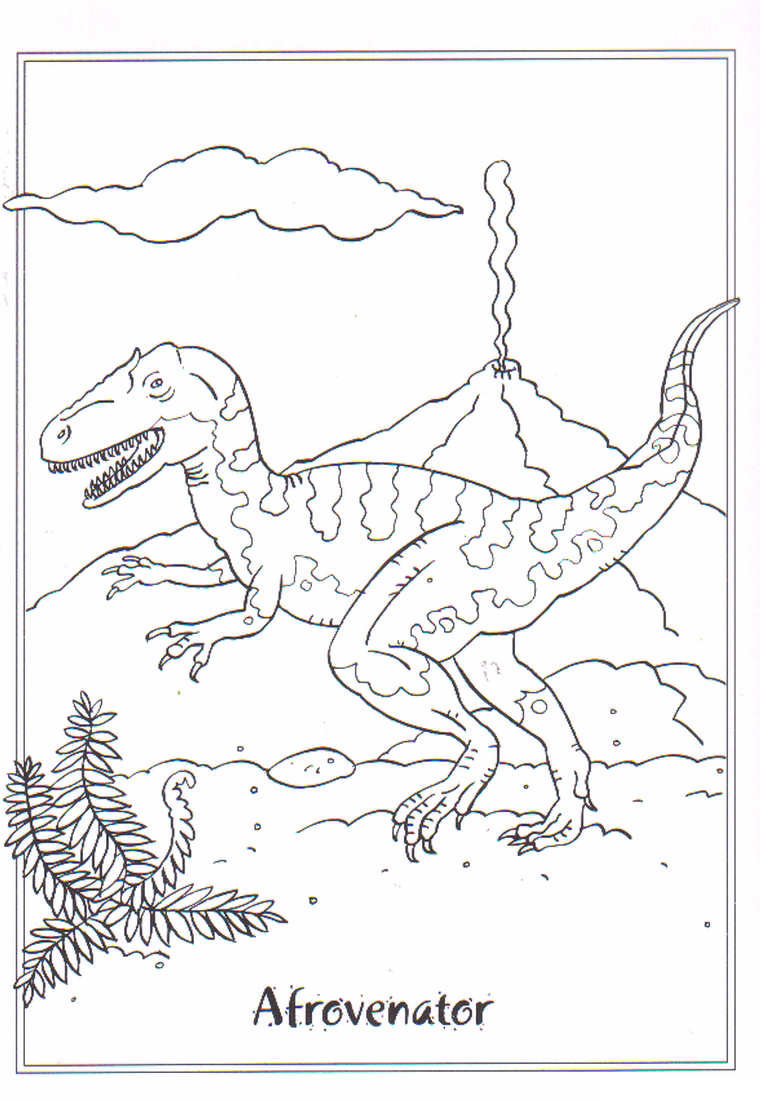 42 Disegni Di Dinosauri Da Colorare Pianetabambini It