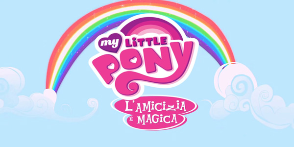 disegni da colorare My Little Pony - L'Amicizia è Magica