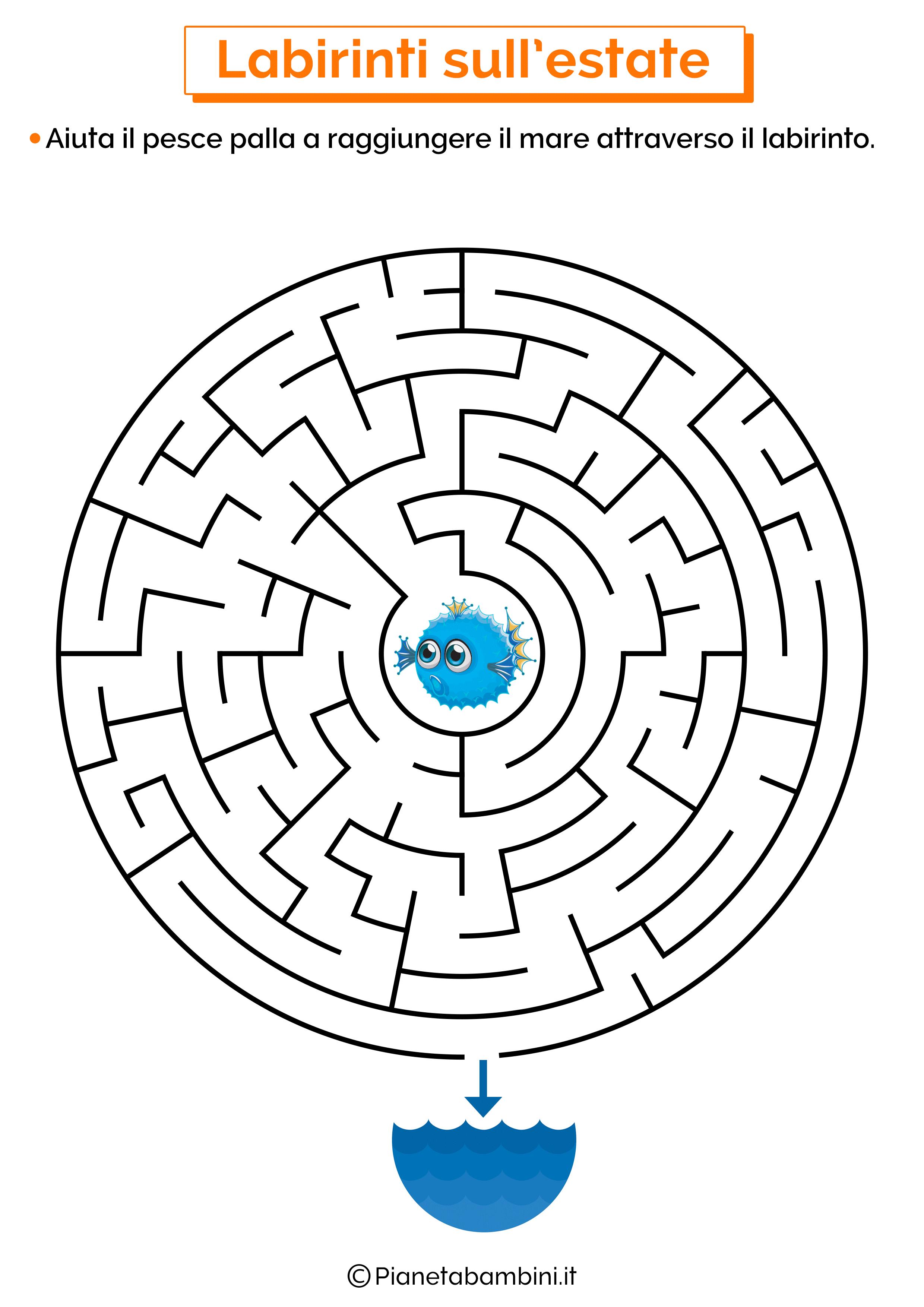Labirinto sull'estate 03