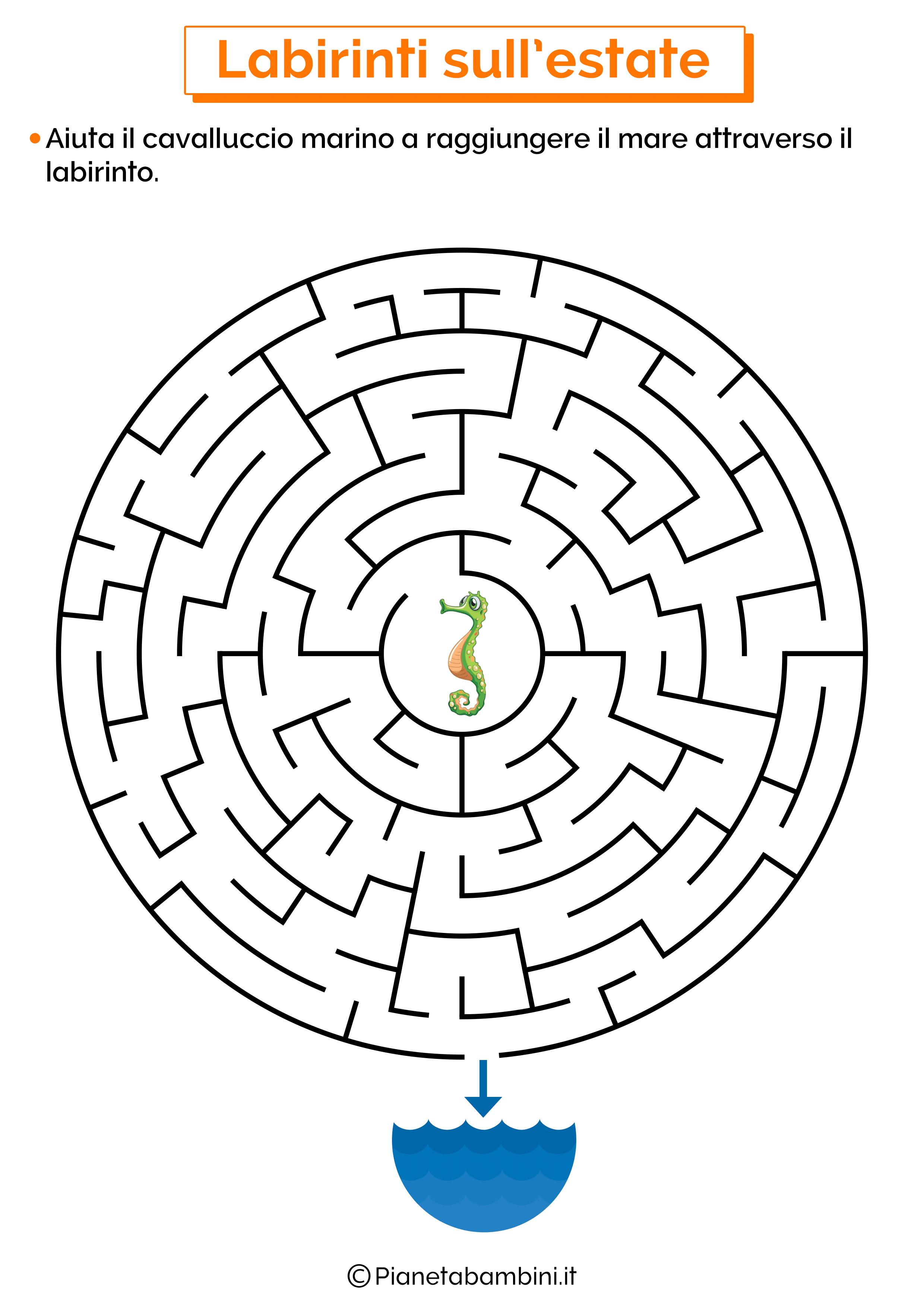 Labirinto sull'estate 04