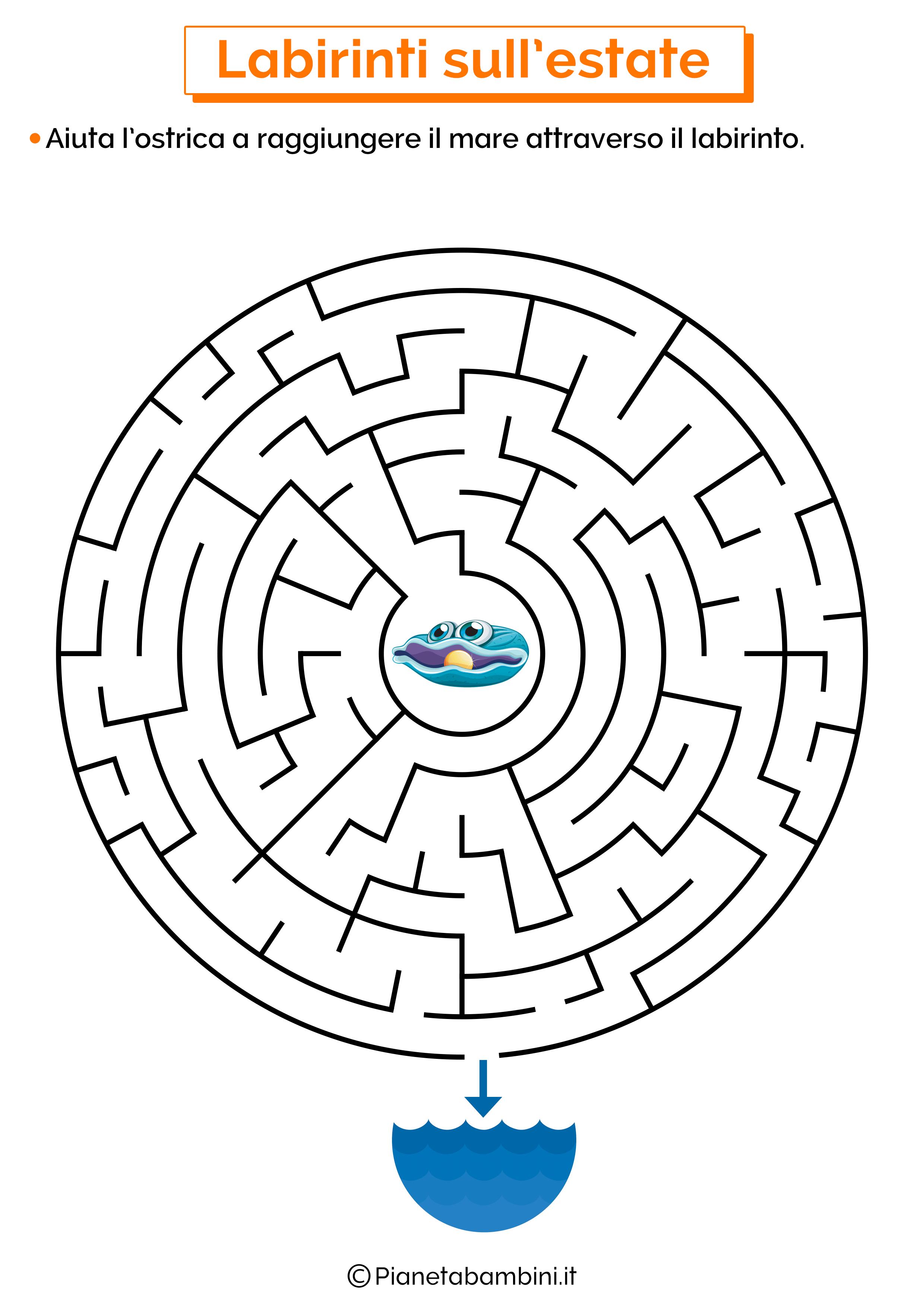 Labirinto sull'estate 05