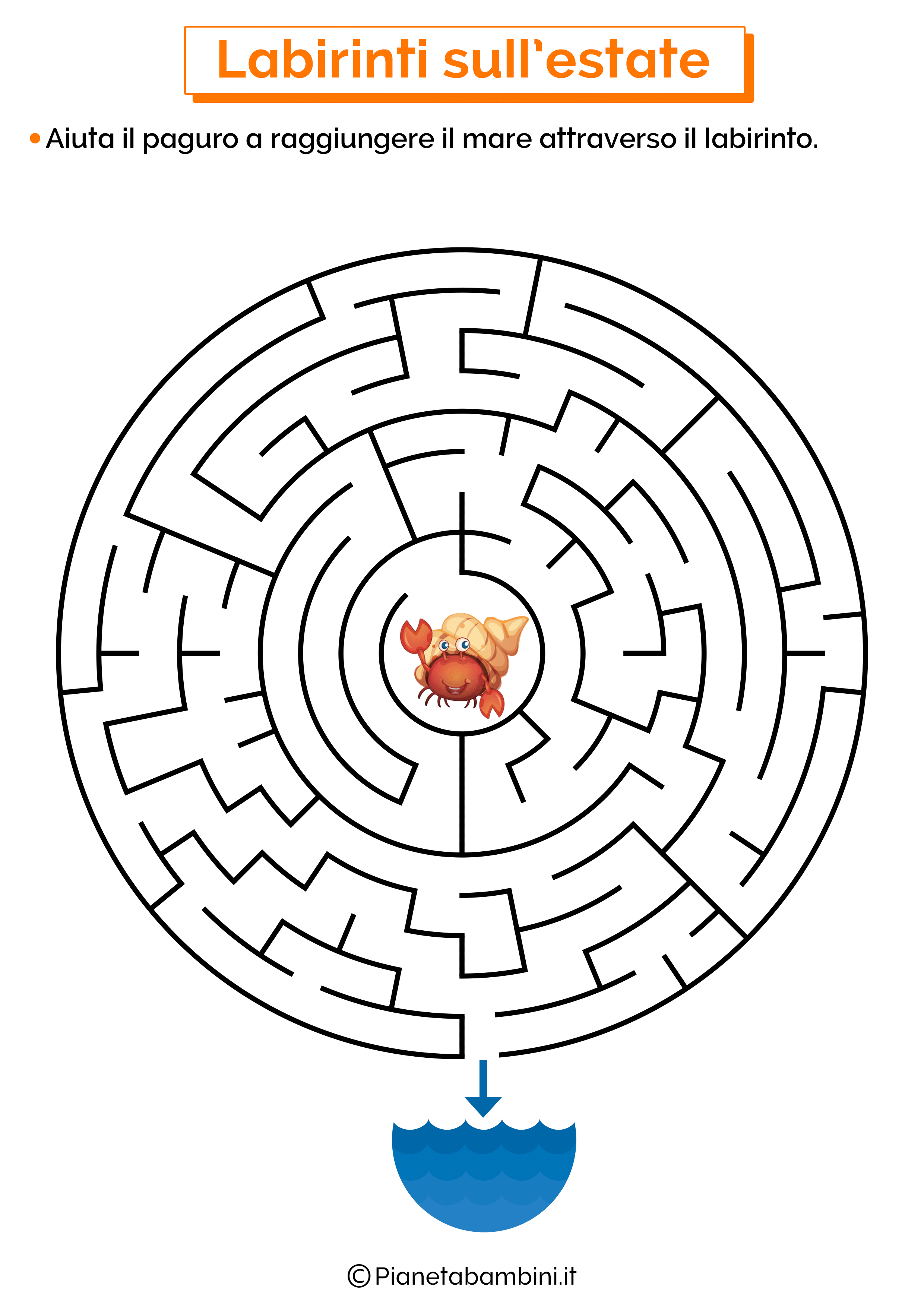 Labirinto sull'estate 06