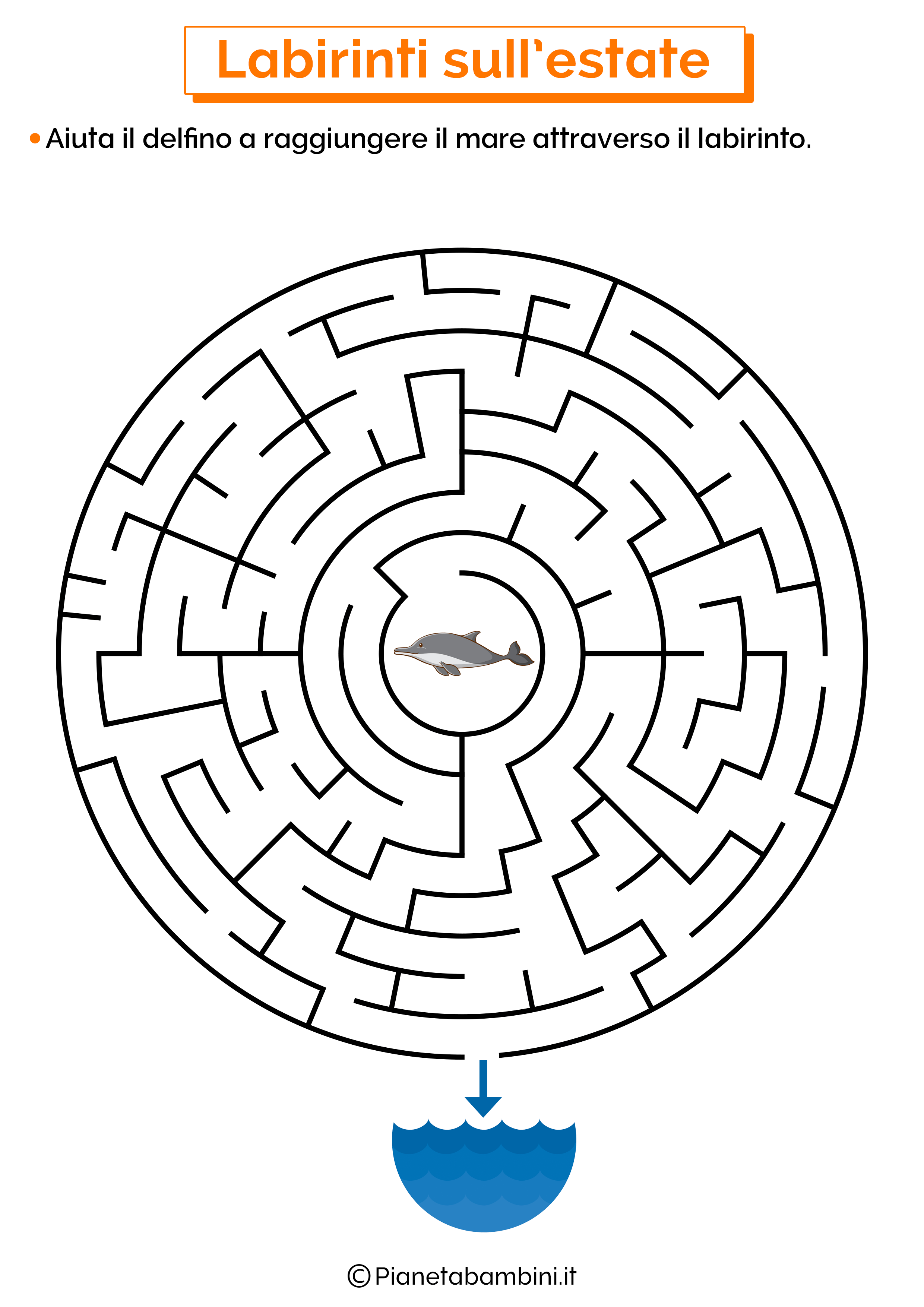 Labirinto sull'estate 08