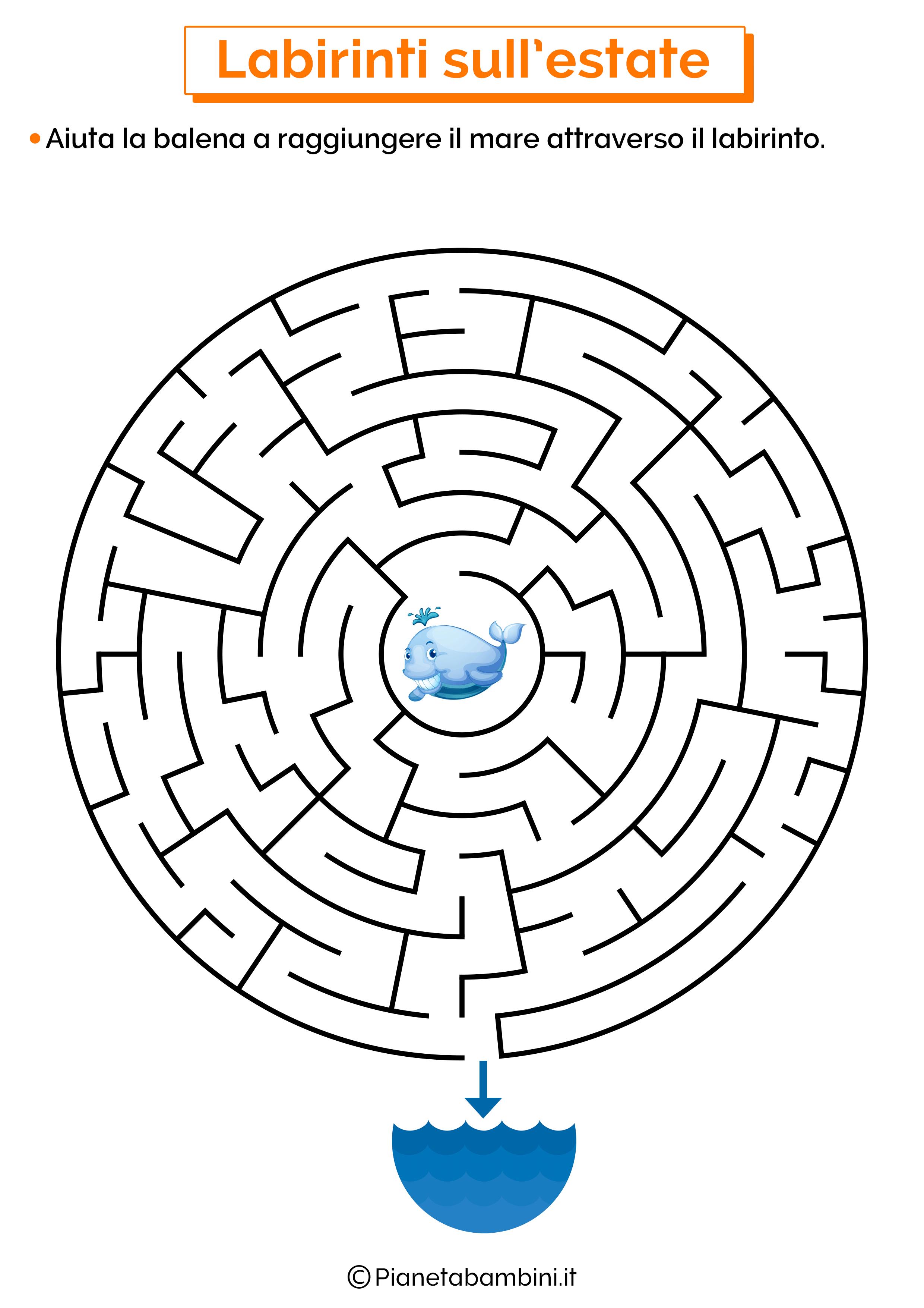 Labirinto sull'estate 09