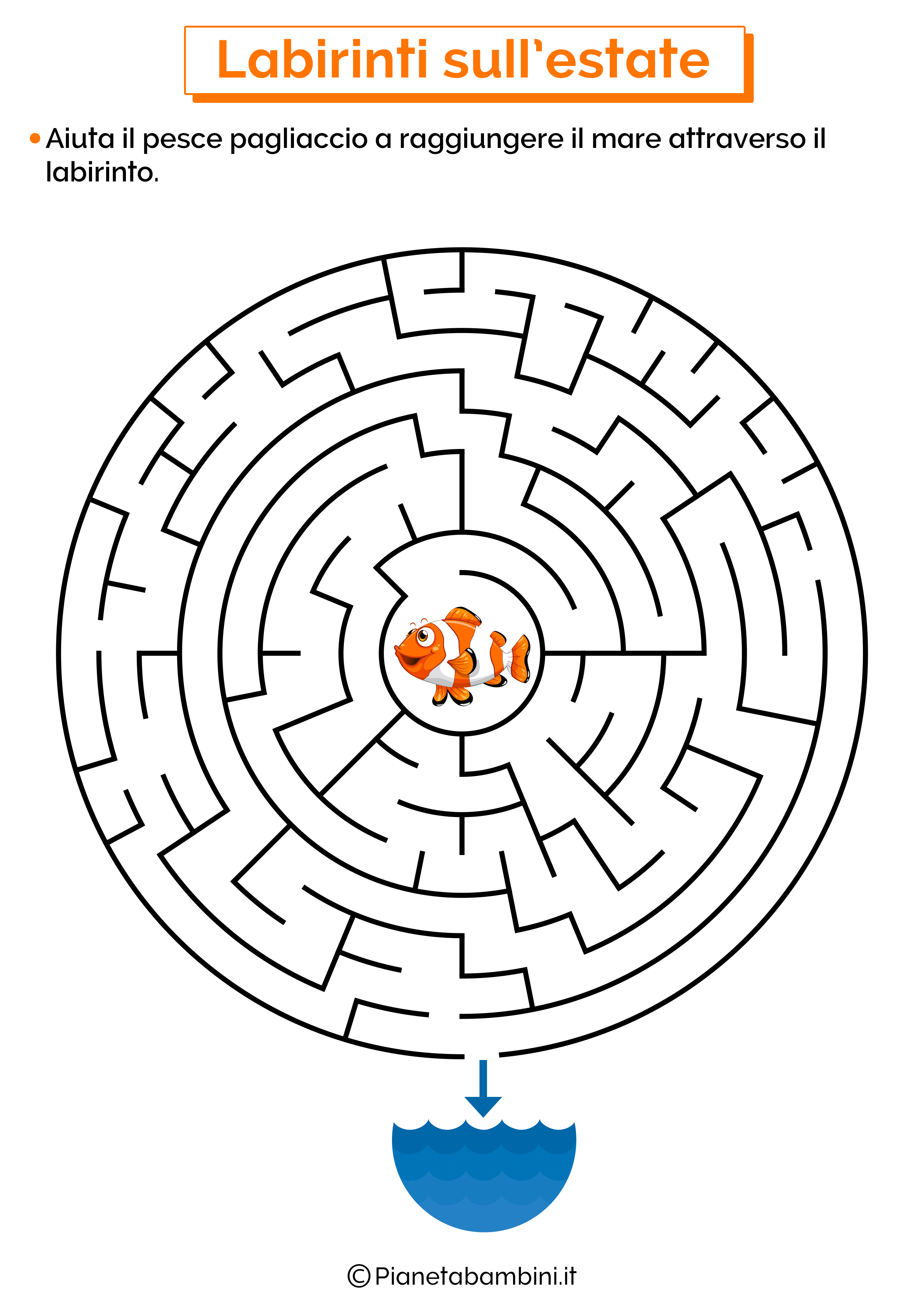 Labirinto sull'estate 11