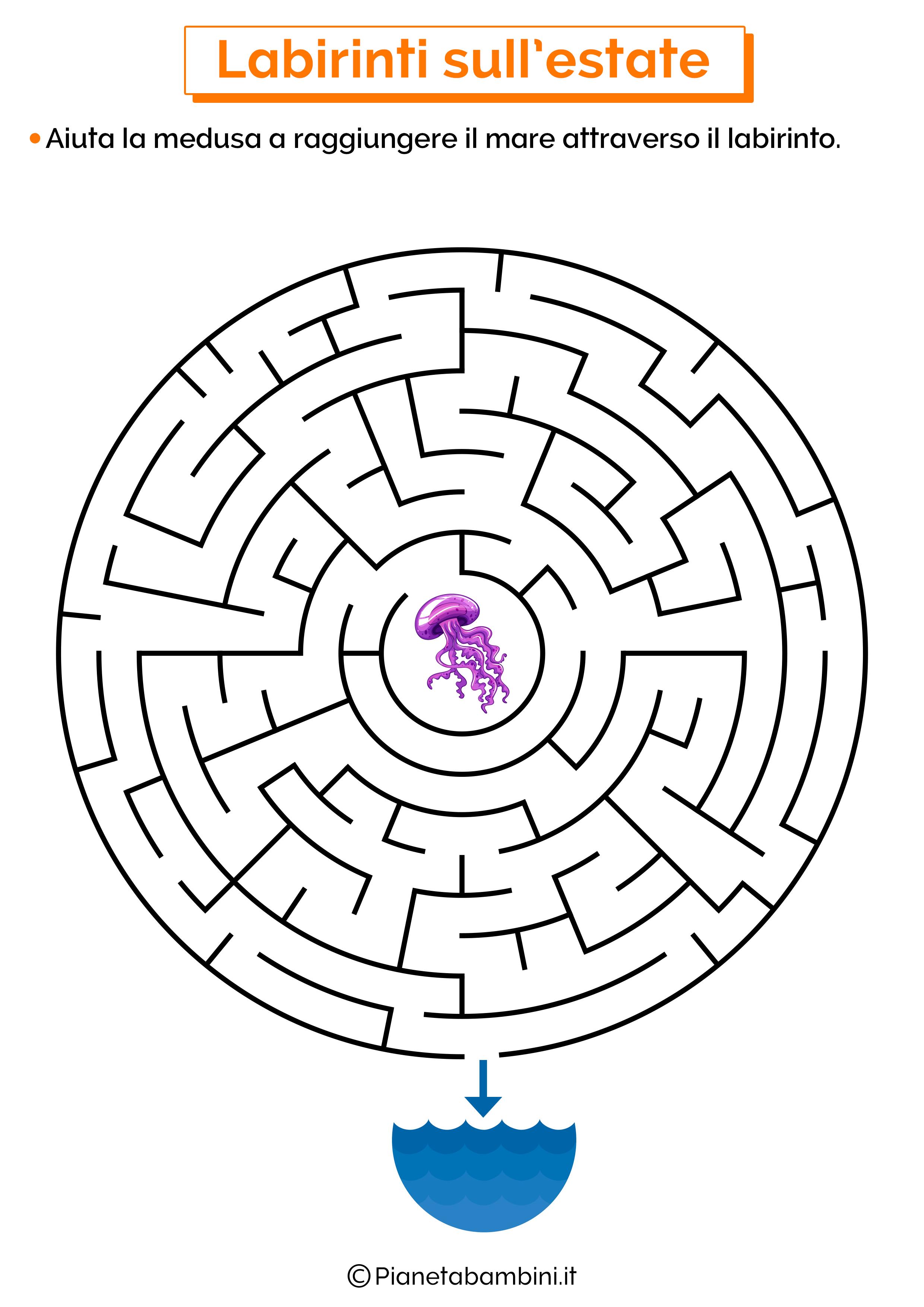 Labirinto sull'estate 13