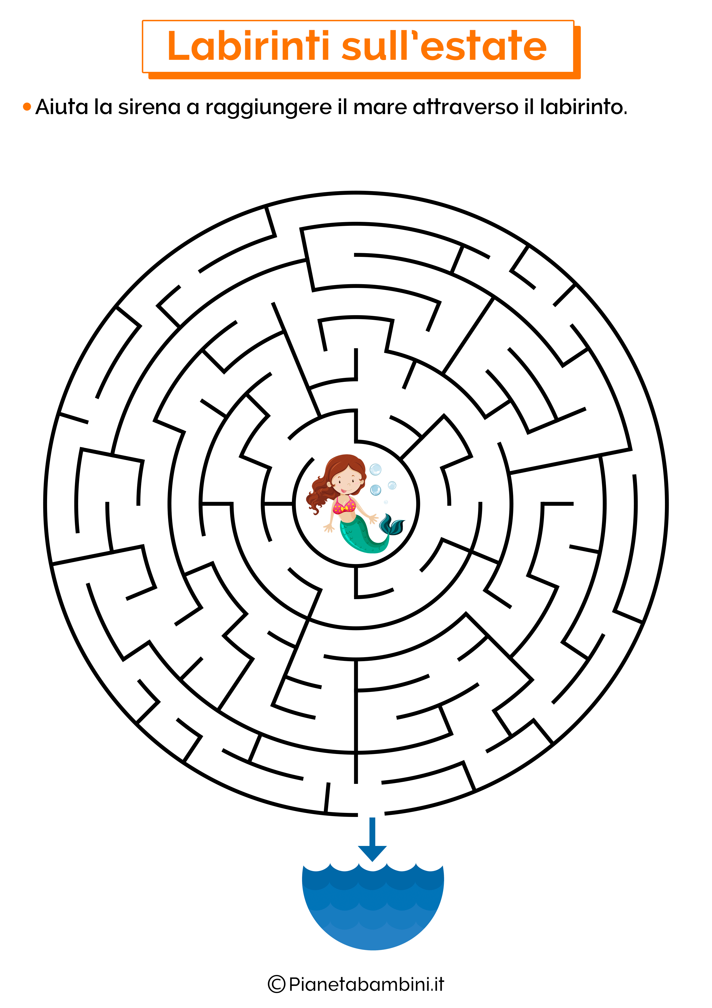 Labirinto sull'estate 14
