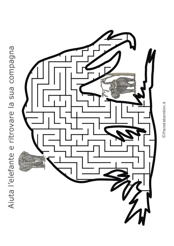 Labirinto-Elefanti
