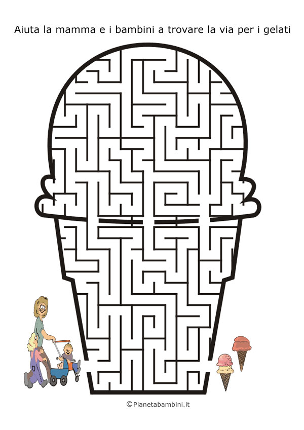 Labirinto-Gelato