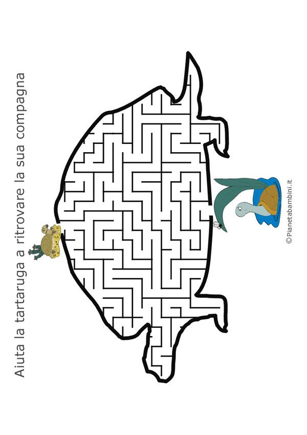 Labirinto-Tartaruga