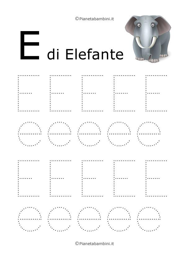 Lettera-E