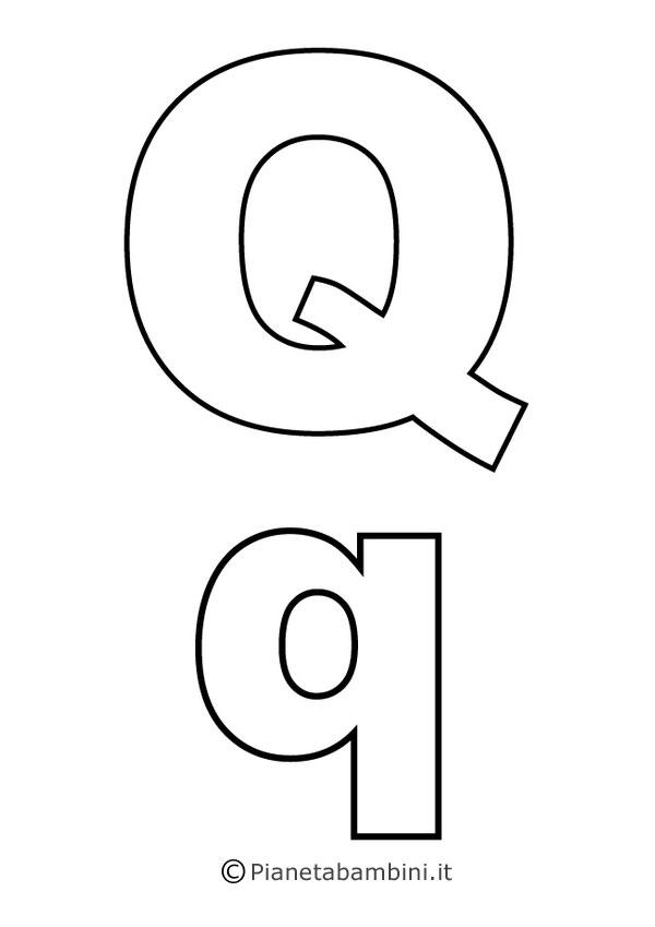 Lettera-Q