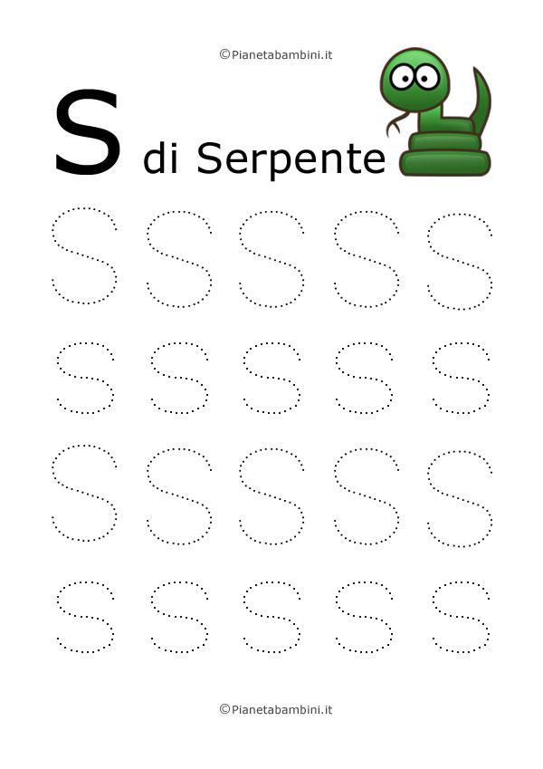 Lettera-S