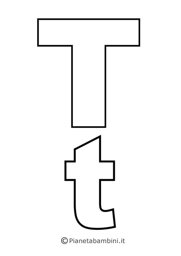 Lettera-T