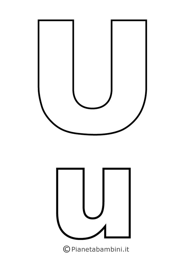 Lettera-U