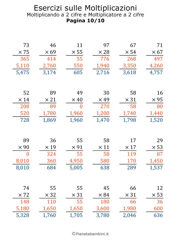 Moltiplicazioni-2X2_10-Soluzioni