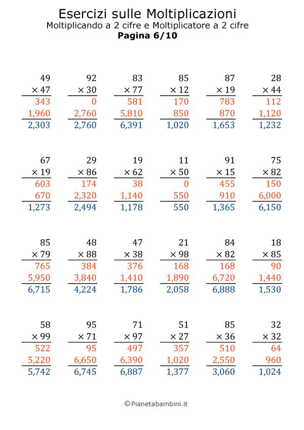 Moltiplicazioni-2X2_6-Soluzioni