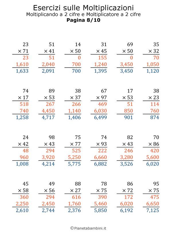 Moltiplicazioni-2X2_8-Soluzioni