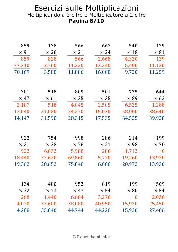 Moltiplicazioni-3X2_8-Soluzioni