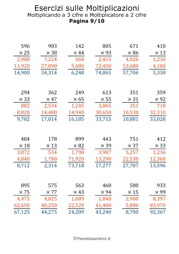 Moltiplicazioni-3X2_9-Soluzioni