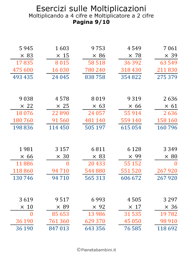Moltiplicazioni-4X2_9-Soluzioni