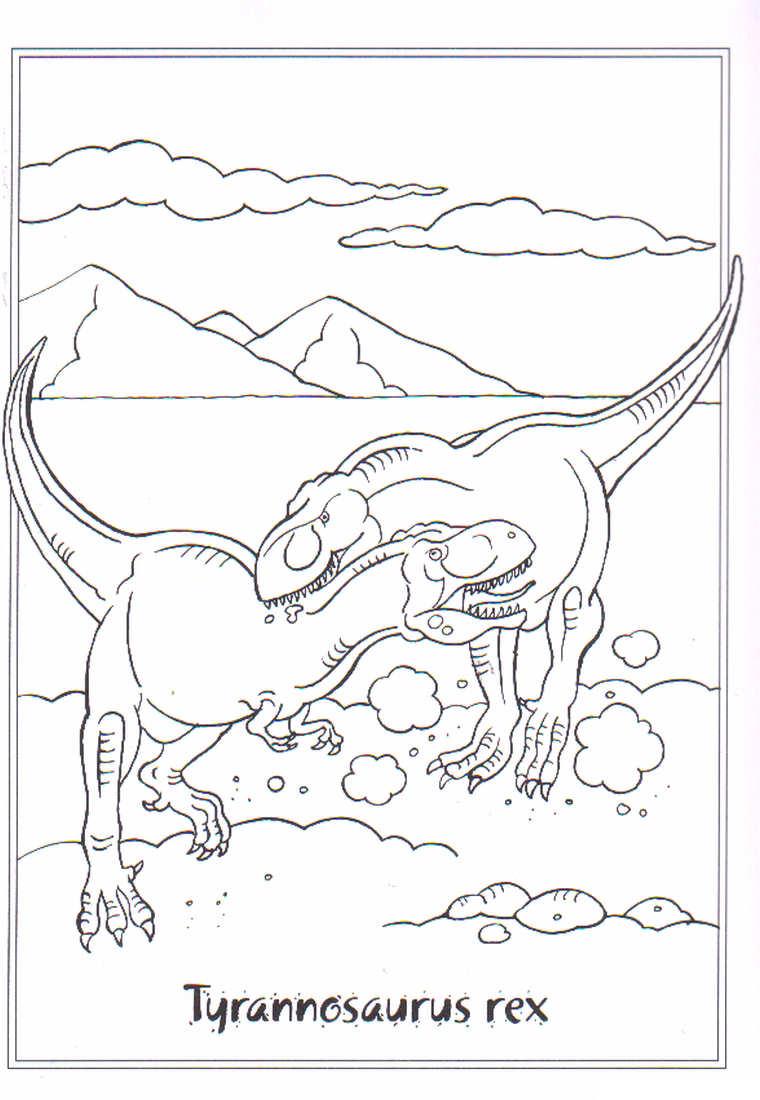 Tyrannosaurus rex-2