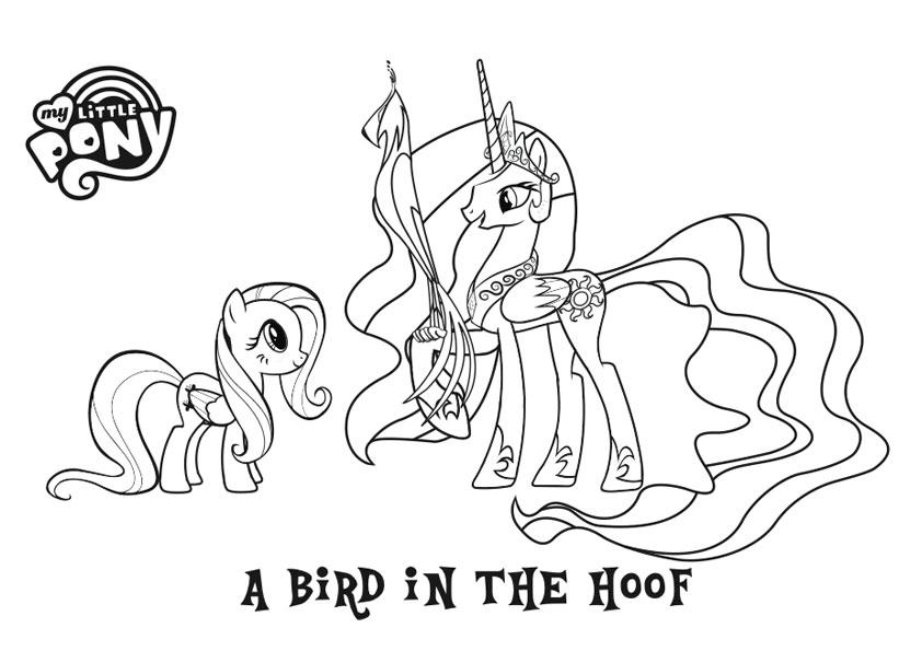 Disegni Da Colorare Di My Little Pony L Amicizia 232
