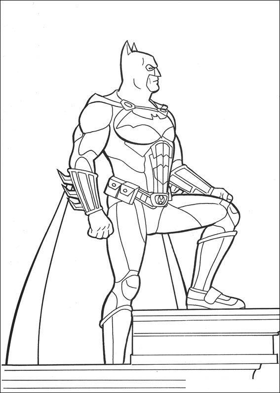 42 Disegni Di Batman Da Stampare E Colorare Pianetabambiniit