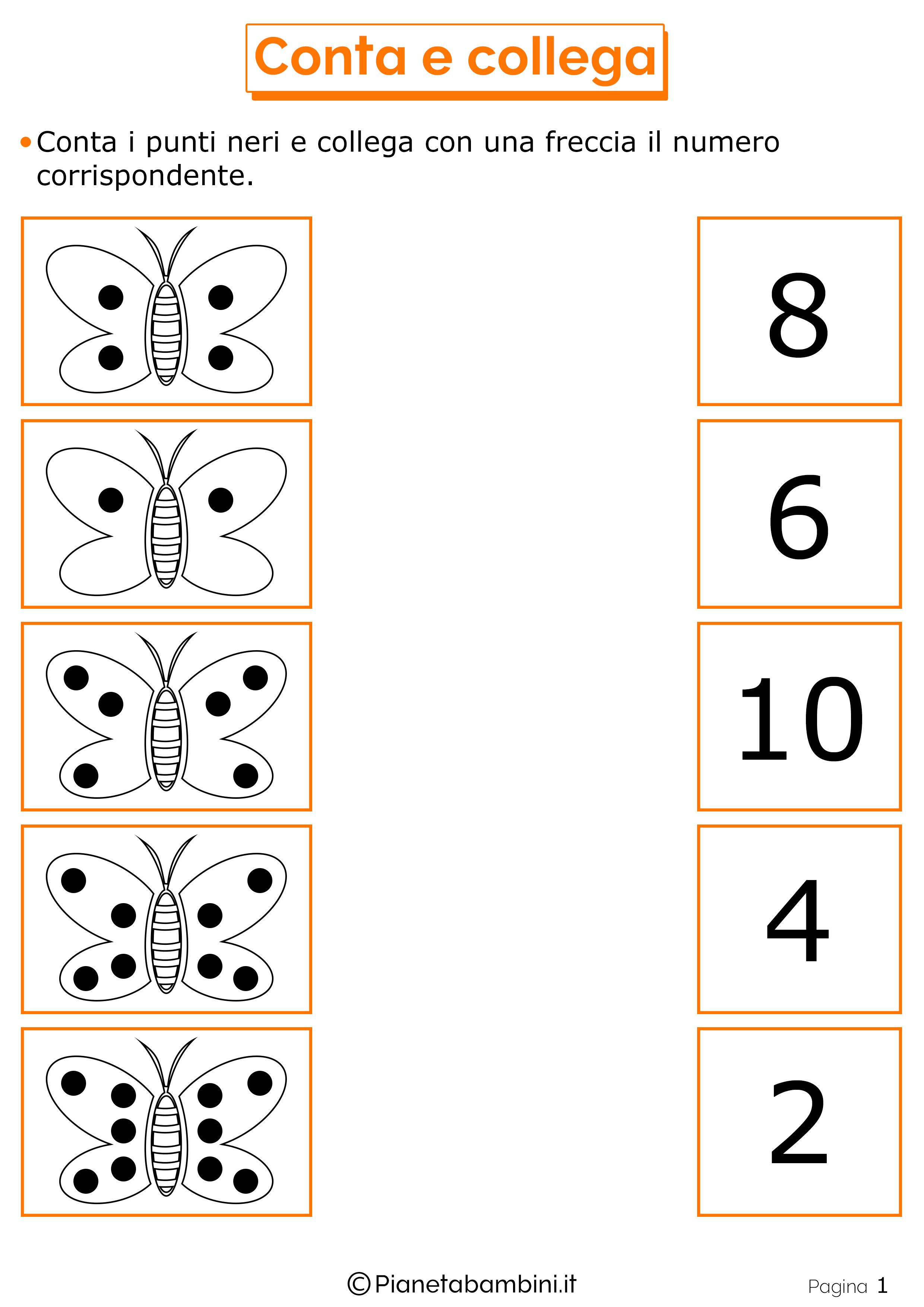 Famoso Giochi di Matematica per Bambini di 6-7 Anni da Stampare  CU39