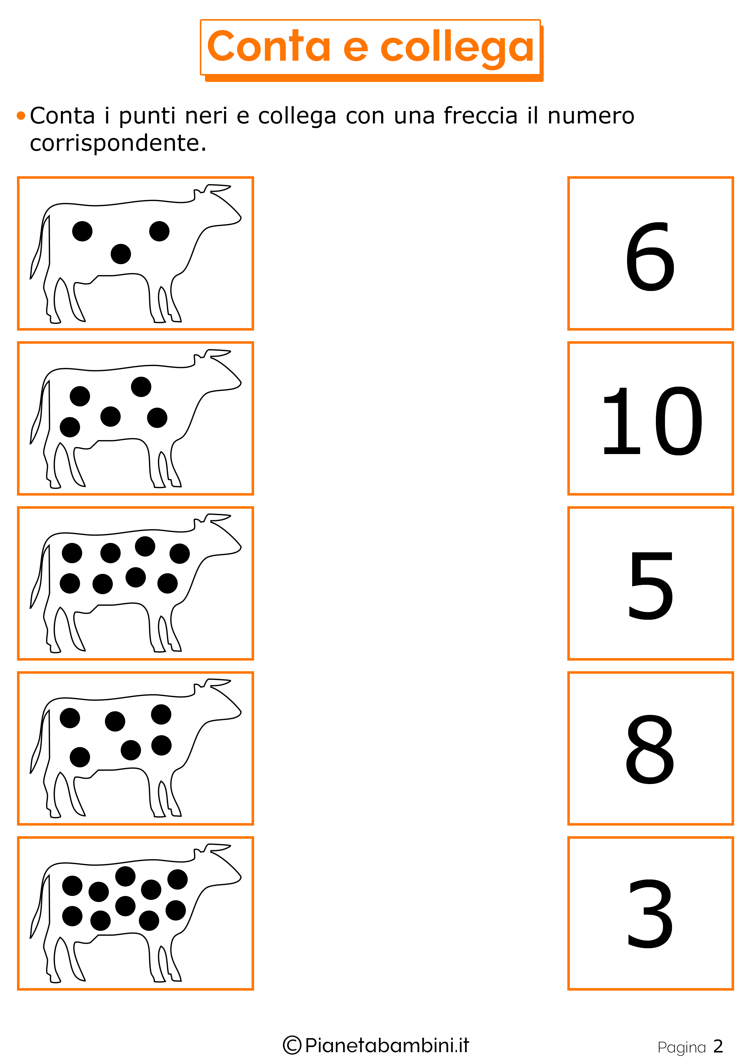 abbastanza Giochi di Matematica per Bambini di 6-7 Anni da Stampare  PP57