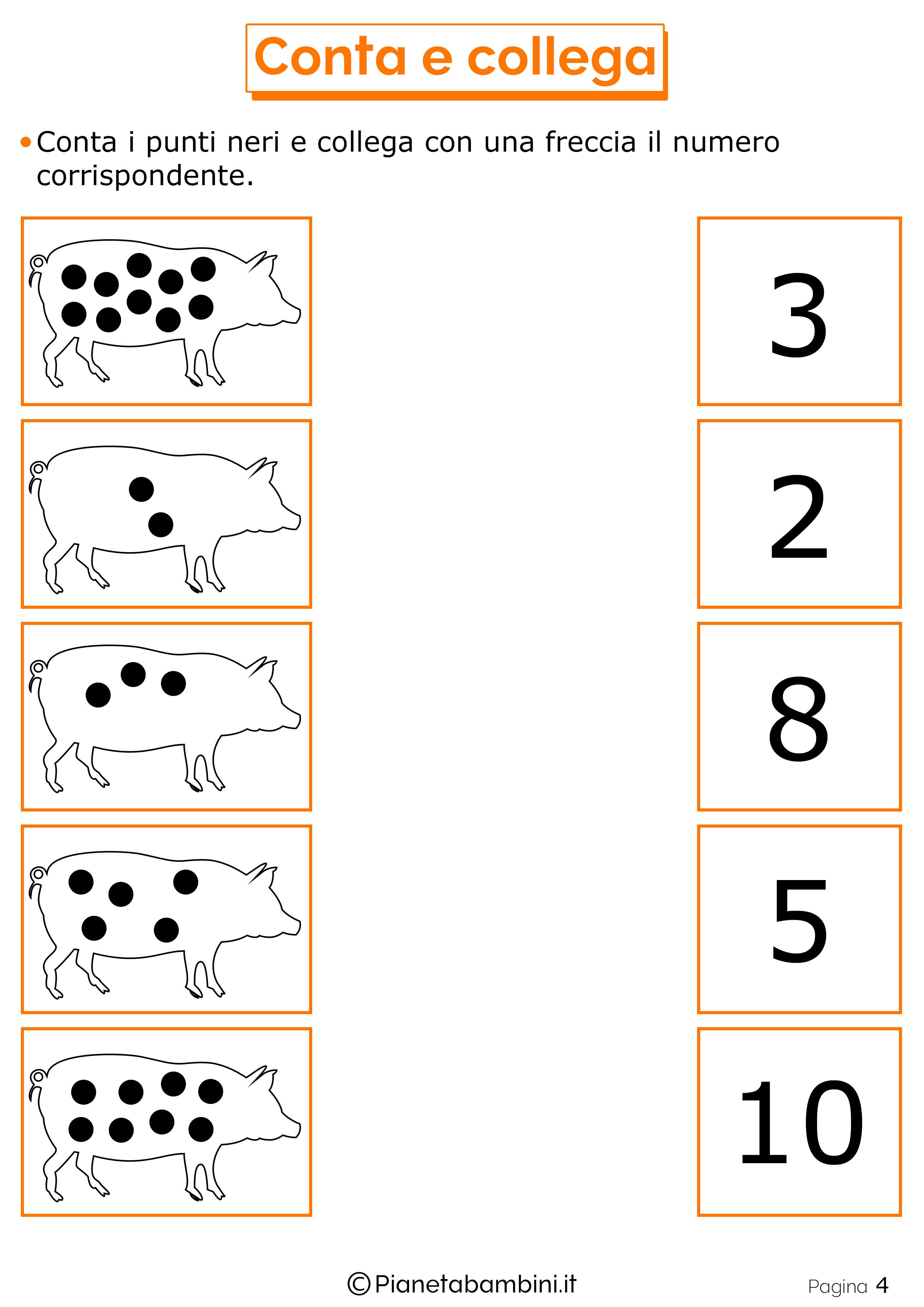 Conosciuto Giochi di Matematica per Bambini di 6-7 Anni da Stampare  NL51