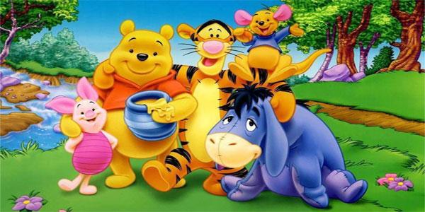 Disegni Di Natale Winnie Pooh.Disegni Di Winnie The Pooh Da Stampare E Colorare Pianetabambini It